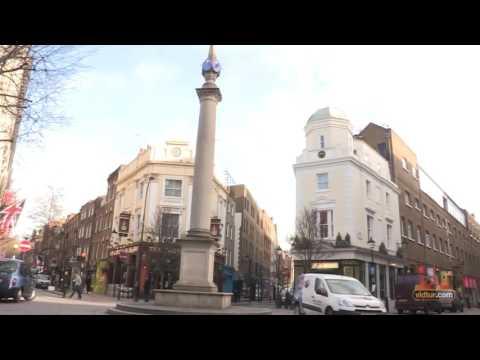 Explore Seven Dials | London Video Travel Guide