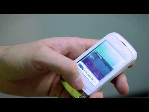 Nokia C2-02 video apskats