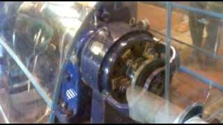 Generador Sincronico con Turbina de Vapor (13.2kV /50 Hz)
