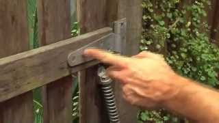 How To Refinish A Garden Gate