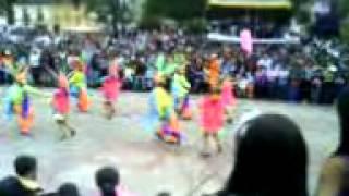 Danza sibundoy Putumayo