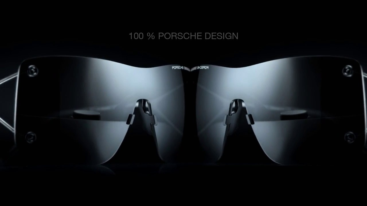 3603755945d Porsche Design 8620 sunglasses - YouTube