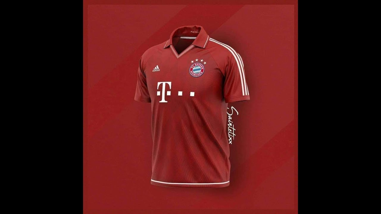 100% authentic 2ca58 f51e1 Bayern Munchen 19-20 Home, Away and Third Kit Leaked