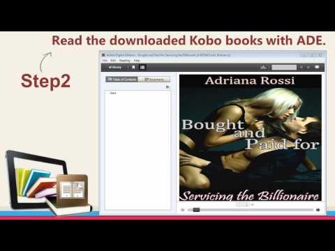 Kobo DRM Removal - Remove DRM From Kobo Books