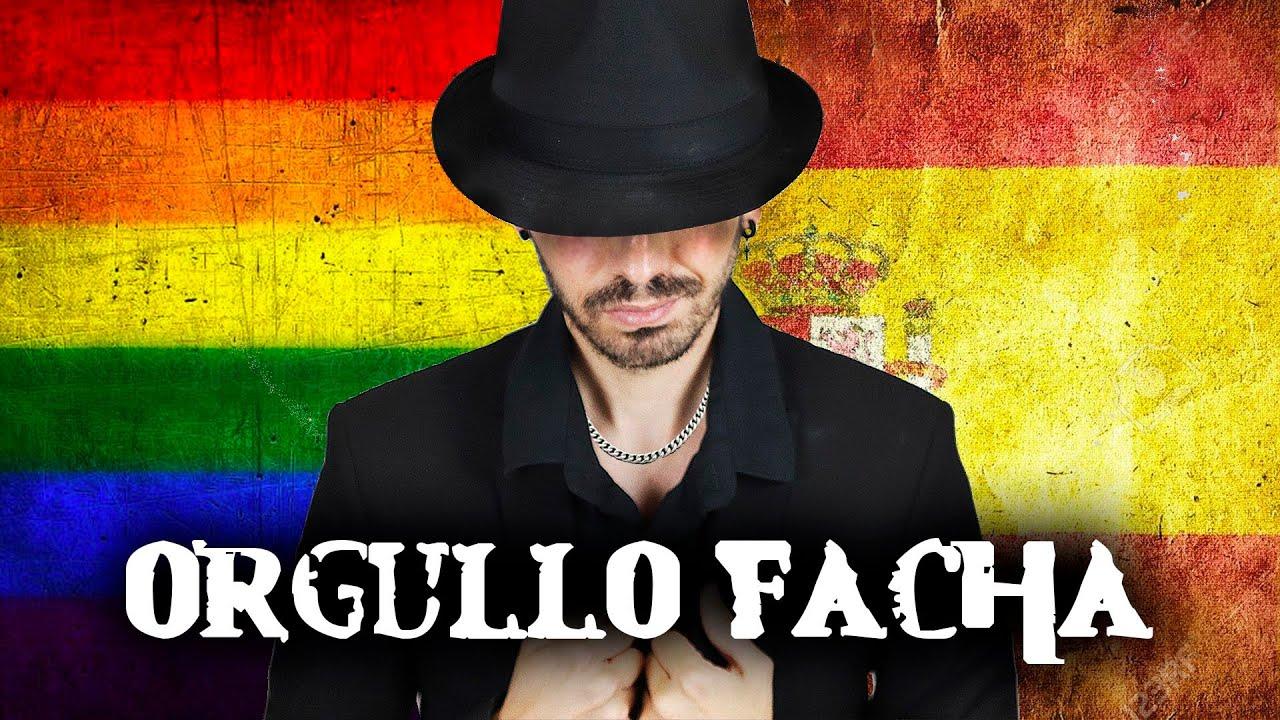 ????️????ORGULLO FACHA????????- InfoVlogger |  Orgullo LGTBI (Videoclip)