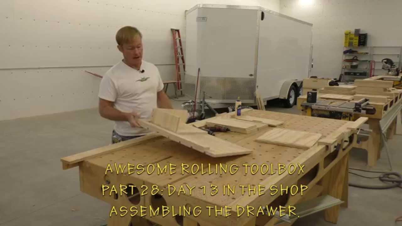 Building A Mobile Woodshop Part 28 A Shop Jig To Make