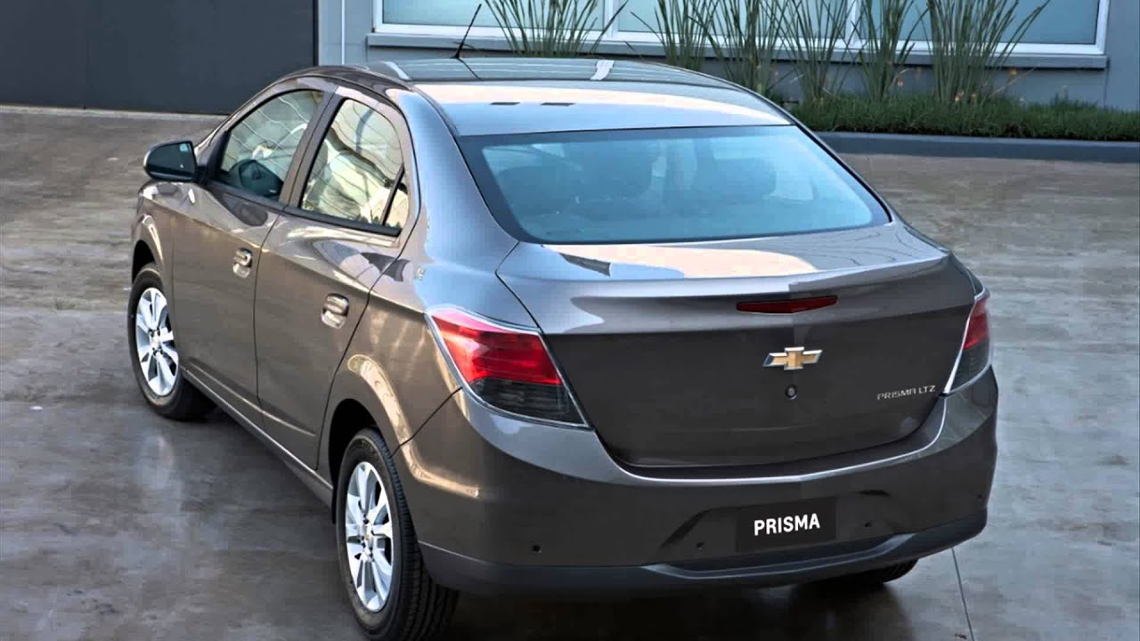 chevrolet prisma ltz 1.4 spe ano 2013 - YouTube