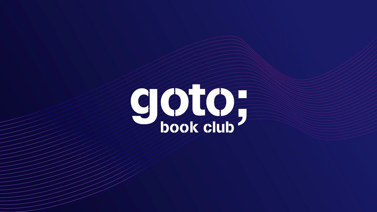 Join the GOTO Book Club to Learn From the Brightest Minds in Tech