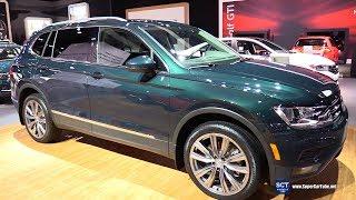 2018 Volkswagen Tiguan TSI 4motion - Exterior and Interior Walkaround - 2018 New York Auto Show