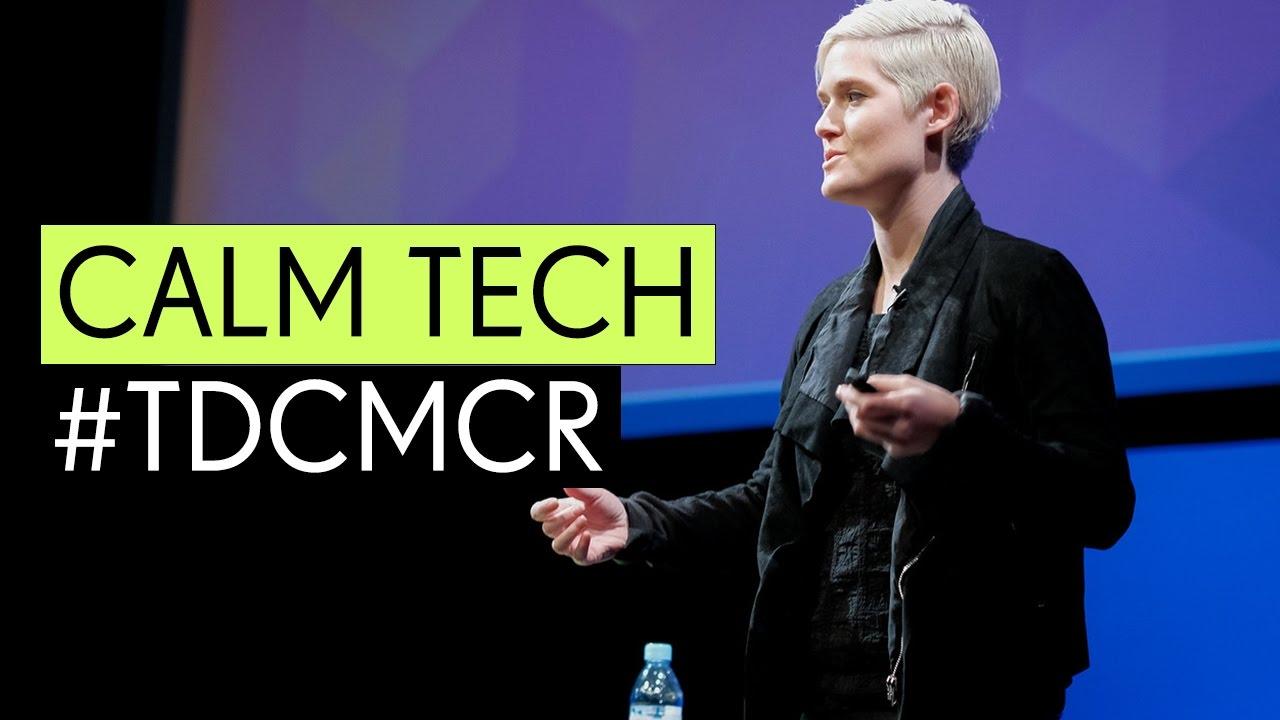 Amber Case - Calm Technology - YouTube