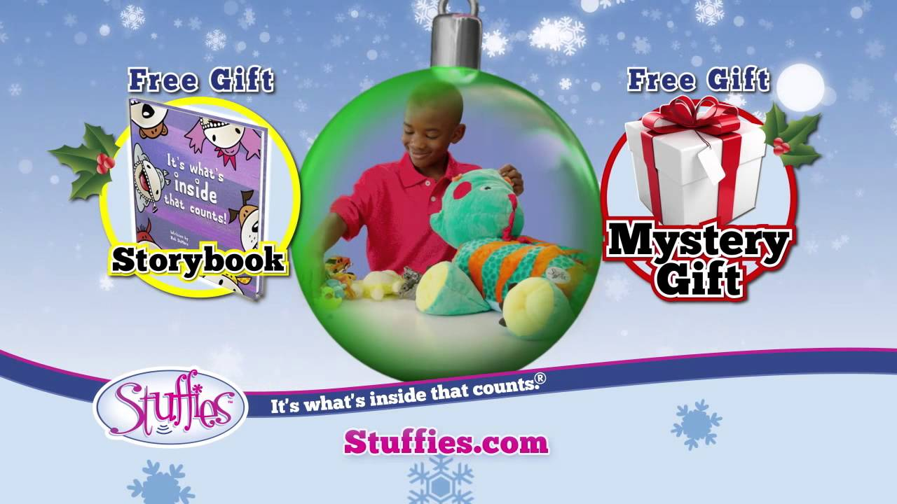 Stuffies How Much Stuff Can You Stuff Holiday Savings Event Youtube