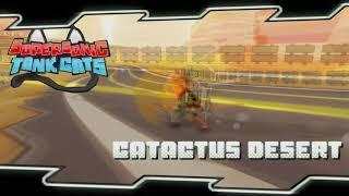 Catactus Desert Soundtrack Revelealed – Supersonic Tank Cats