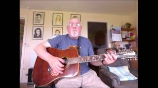 12-string Guitar: Down At The Old Bull And Bush (Including lyrics and chords)