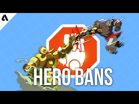 Does Overwatch Need Hero Bans? - Analyzing The Pros & Cons thumbnail