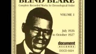 Watch Blind Blake Hard Road Blues video