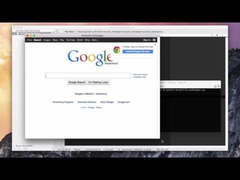 """Web Browser — Build Your Own PyQt App — Web Browser """"Mozzarella Ashbadger"""""""