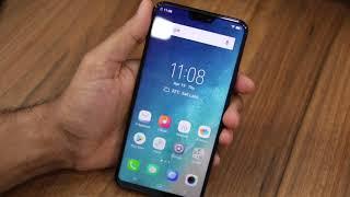 Vivo V9: Lock Apps Using Fingerprint Scanner/Face Unlock [Hindi]