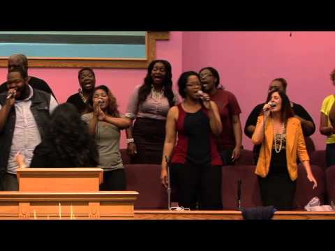 Olive Branch Church Choir Every Praise