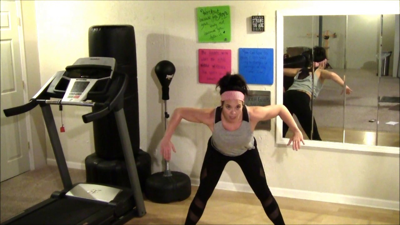 Workout To En Bra Bulge Bat Wings And Love Handles Back Arms Stomach Exercise Routine