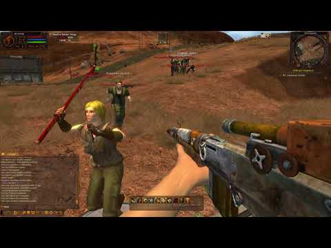 Fallen Earth part 1-old game old memories