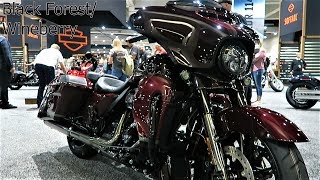 2019 CVO Street Glide Harley-Davidson │ All 3 Colors and What