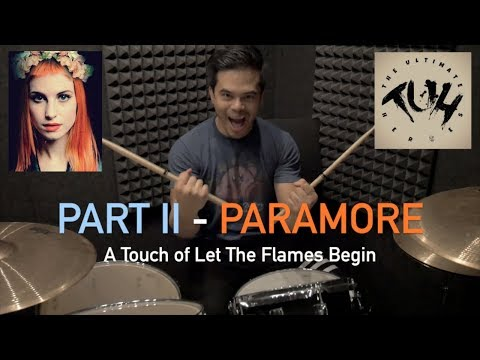 PART II - Paramore (ROCK COVER by The Ultimate Heroes)