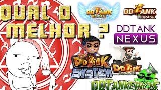 Qual é o melhor DDtank Pirata do Brasil ? ( Enquete com inscritos 1 )