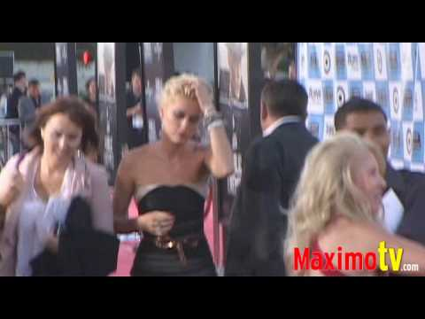 """Amber Heard """"Public Enemies"""" Premiere"""