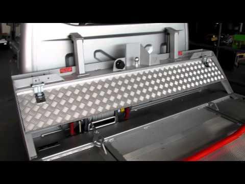 Fitzel SPEEDER VW T5 detaily nastavby
