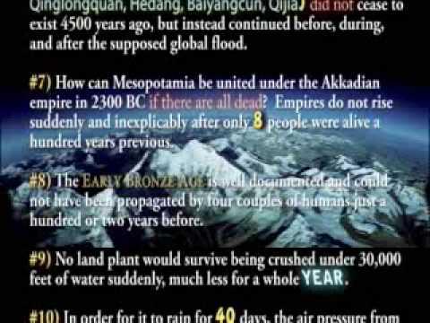 Examine the Debate: Ark Impossible, Part 2