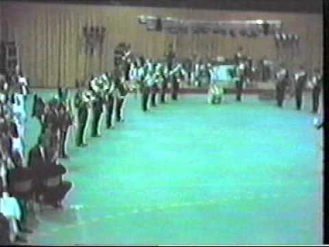 The Queen's Royal Hussars Regimental Band, Fallingbostel, Germany, 27/04/1994