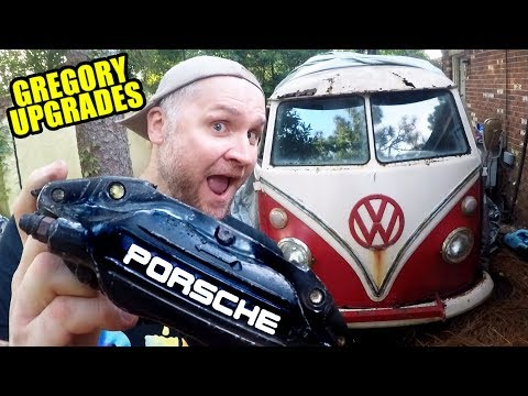 MAIL CALL! - VW Bus Upgrades! - Mid Day Q&A - 73