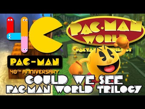 Pac-Man World Trilogy? Pac-Man World 4? Pac Man 40th Anniversay Discussion + Predictions