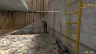 Half-Life: Deathmatch - crossfire gameplay