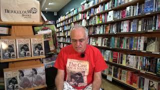 TKC Author's Talk, G.S. Johnston, Berkelouw Leichhardt, with the SMSA