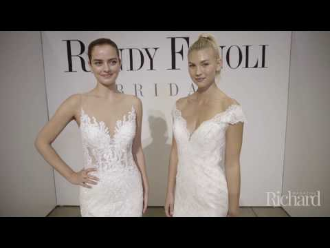 Randy Fenoli from 'Say Yes To The Dress' Unveils His Own Bridal Collection at NYBFW