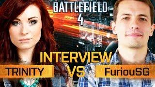 Battlefield Interview #2: FuriouSG & Trinity
