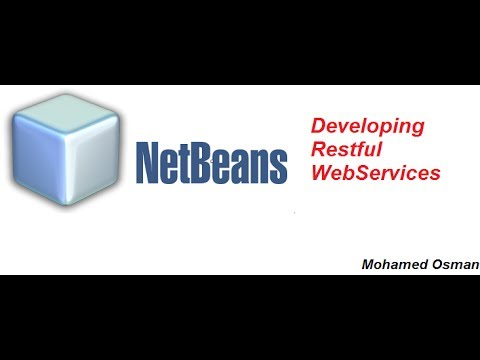 How to develop restful webservices using netbeans(1)