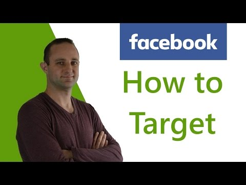 How to Get the Right Audience for eCommerce Ads (Facebook Targeting)