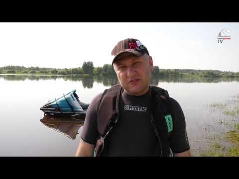 Флайборд в Великом Новгороде
