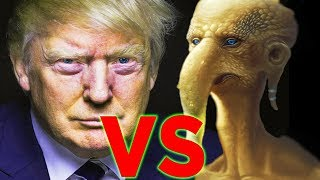 TRUMP VS ALIENS (Watch Before It's Deleted Again!)