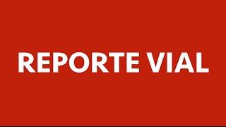 Reporte Vial 13/05/16 22:10