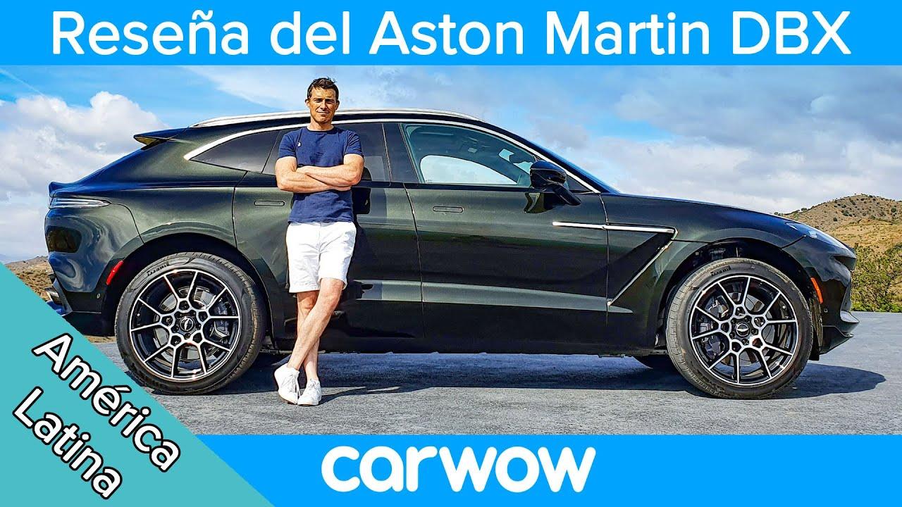 Nuevo Aston Martin Dbx Suv 2020 Reseña Completa Del Exterior E Interior Y Prueba De Perro Youtube