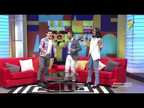 Aziz Harun - Di Sebalik Lagu 'Jangan' | Feel Good Show (2018) | Episod 10