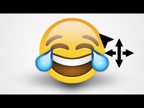 PHOTOSHOP - How to Make EMOJI