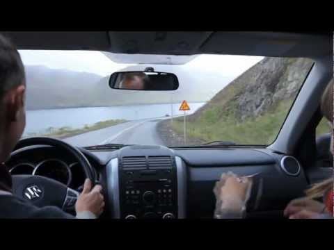Iceland, a roadtrip, in 26 minutes, with music by Icelanders
