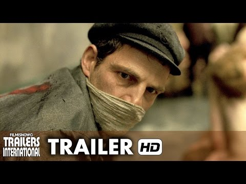 SON OF SAUL Official Trailer - Oscar Foreign Film Nominee [HD]