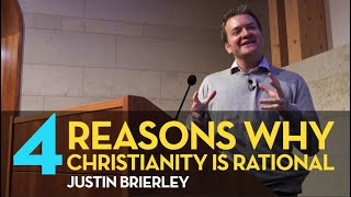 Justin Brierley: 4 reasons Christianity is more rational than atheism