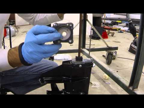 How To Replace An Outboard Impeller In 15 Minutes, Water Pump