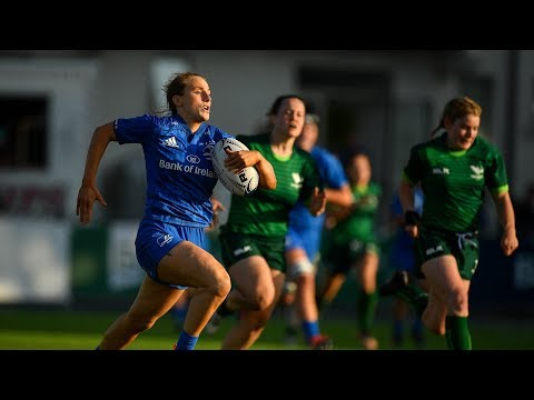 Meabh O'Brien on her incredible try against Connacht | Women's Interprovincial Championship
